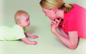 宝宝什么时候会说话?怎样提高宝宝说话能力