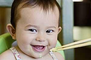 宝宝什么时候会笑?怎样逗宝宝笑?
