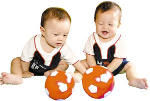 宝宝10个月亲子游戏